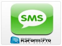 پلاگین پیامک فرم ساز rsform