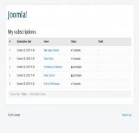 کامپوننت ثبت وقایع RSEvents